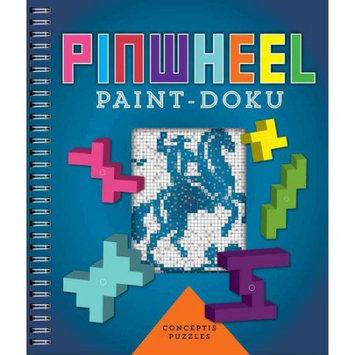Puzzlewright Pinwheel Paint-doku