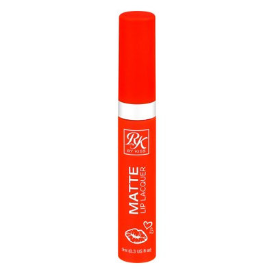 Ivy Enterprises, Inc. Kiss Ruby Kisses RML06 Crush Matte Lip Lacquer, 0.3 fl oz