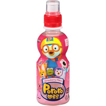 Paldo Pororo Strawberry Flavor Juice Drink, 7.95 fl oz