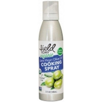 Field Day Organic Extra Virgin Olive Oil Cooking Spray, 6 Count
