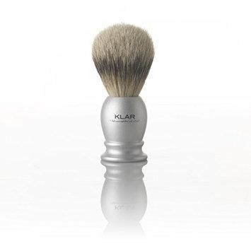 Finest Silver Tip Badger Shaving Brush by Klar Seifen - 21mm