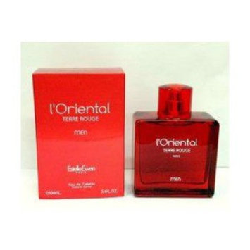 L'Oriental Terre Rouge FOR MEN by Estelle Ewen - 3.4 oz EDT Spray