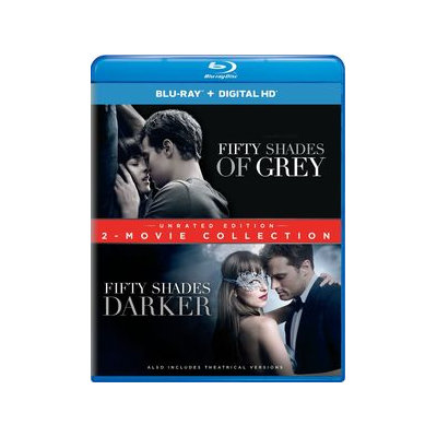 Fifty Shades-2-Movie Collection Blu-ray