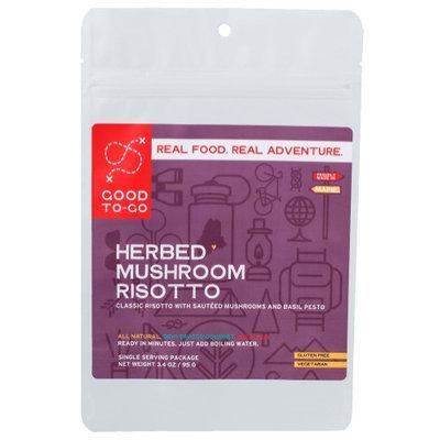 Good To Go Mushroom Risotto