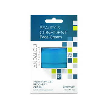 Beauty Is Confident Face Cream Pod Andalou Naturals .14 oz Cream
