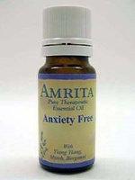 Anxiety Free 10 ml by Amrita Aromatherapy