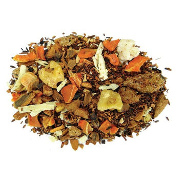 Carrot Cake Rooibos - Loose Leaf Herbal Tea - Fusion Teas 6oz Pouch [Carrot Cake Rooibos]