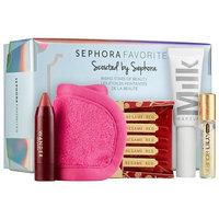 Sephora Favorites Scouted By Sephora makeup 5pc brand sampler set