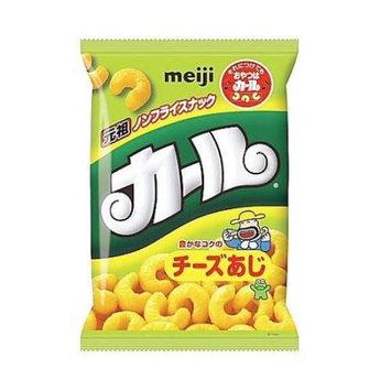 MEIJI Cheese Cracker 72g