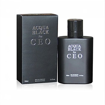 WATER H2O,3.4 Fluid Ounce Eau De Toilette Spray for Men, Perfect Gift