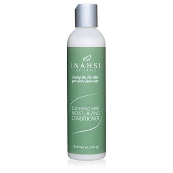 Soothing Mint Moisturizing Conditioner, 8oz