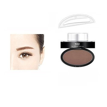 Lookatool Brow Stamp Powder Delicated Natural Perfect Enhancer Straight United Eyebrow