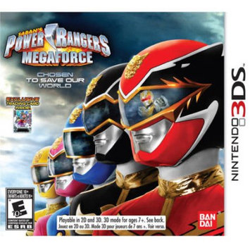 Namco Bandai Power Rangers Megaforce (Nintendo 3DS) - Pre-Owned
