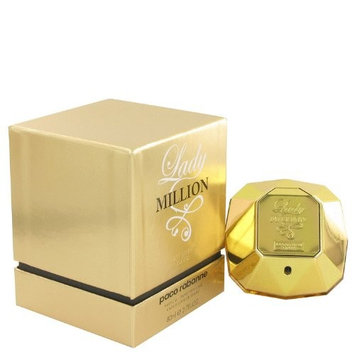 Lady Million Absolutely Gold by Paco Rabanne Eau De Parfum Spray 80 ml for Women
