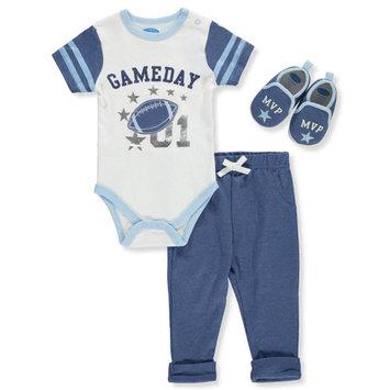 Bon Bebe Baby Boys' 3-Piece Outfit