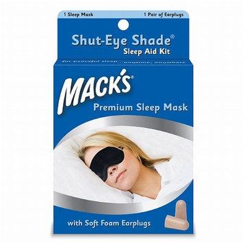 Mack's Shut-Eye Shade Premium Sleep Mask 1 ea