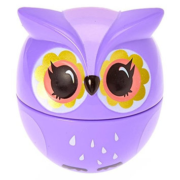 Claire's Girl's Olivia the Owl Raspberry Flavored Lip Gloss Pot