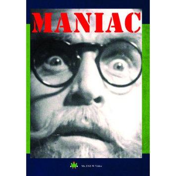 Alliance Entertainment Llc Maniac (dvd)
