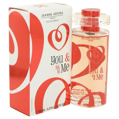 Jeanne Arthes You And Me EDP 3.3 OZ