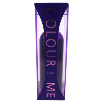 Colour Me Purple Eau de Parfum Spray 100ml With Gift