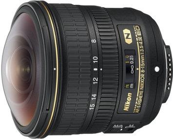 Nikon 8-15mm F3.5-4.5E ED Fisheye