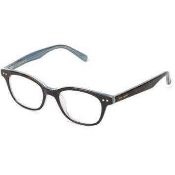 Kate Spade Women's Rebec Cat Eye Reading Glasses, 49mm [1 x]