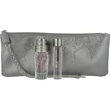 Thierry Mugler Thierry Mugler Womanity Set (Eau De Parfum Purse Spray and Eau De Parfum Refill and Pouch)