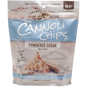 Cannoli Chips Powered Sugar, 5.1 oz