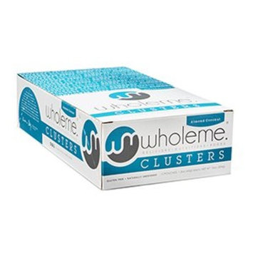 WholeMe Grain-Free Clusters (Almond Coconut) 12-Count, 1.5oz Snack Packs, Paleo & Gluten-Free