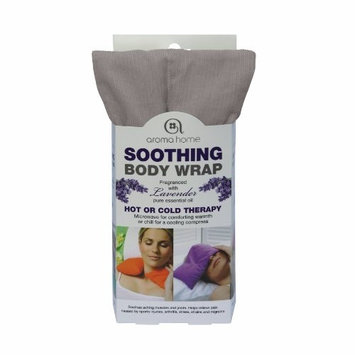 Aroma Home Soothing Body Wrap in Lime by Aroma Home