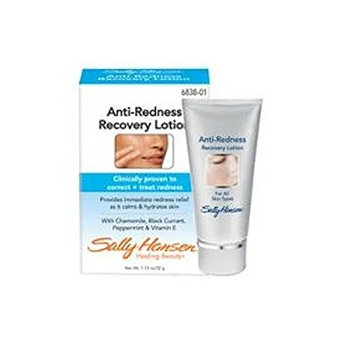 Sally Hansen Anti-Redness Recovery Lotion 1.13oz./32g + FREE Schick Slim Twin ST for Sensitive Skin