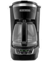 12 Cup Coffeemaker - Black