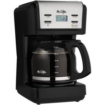 Sunbeam Mr. Coffee 12-Cup Programmable Coffee Maker