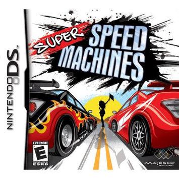 Majesco Sales, Inc. Super Speed Machines Nintendo DS Game