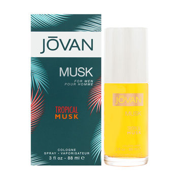 Jovan Tropical Musk by Coty for Men