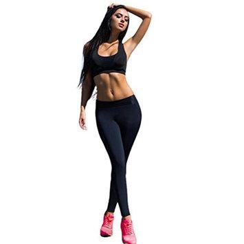 Fashion Women Leggings Stitching Peach Heart-Shaped Athletic Trouser Sports Gym Yoga Workout Yoga Pants