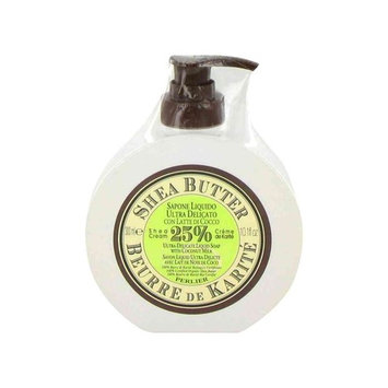 Perlier Shea Butter with Coconut Milk Fragrance 300ml/10.1oz Ultra Delicate Liquid Soap