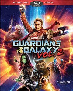 Guardians Of The Galaxy: Volume 2 (Blu-ray + Dvd + Digital)