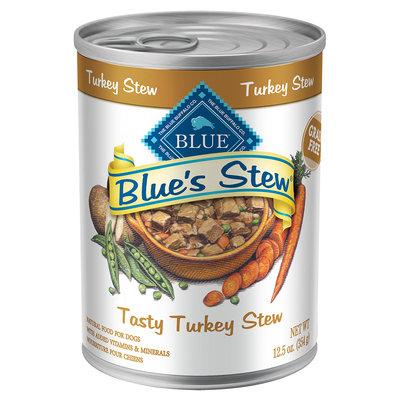 Blue Buffalo Company Blue Buffalo Blue's Tasty Turkey Stew Canned Dog Food