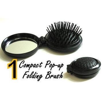 Bulk Buys Pop-up travel hair brush Case Of 24