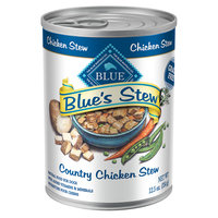 Blue Buffalo Company Blue Buffalo Blue's Country Chicken Stew Canned Dog Food