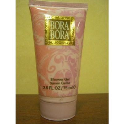 Bora Bora By Liz Claiborne ~ SHOWER GEL 2.5 Oz.