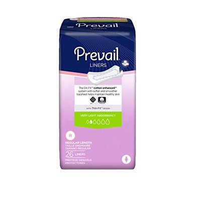 Firstqualityproducts Prevail PV-926 Very Light Panty Liner-312/Case
