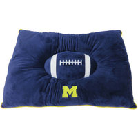 Pets First College Michigan Wolverines Pet Pillow Bed
