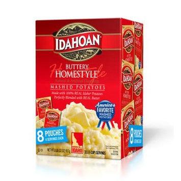 Idahoan Buttery Homestyle Mashed Potatoes, 8 pk. AS