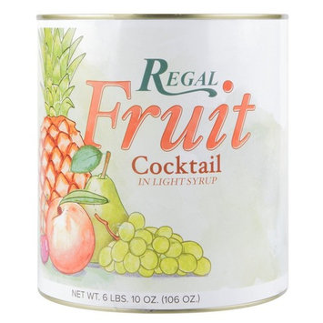 TableTop King Fruit Cocktail in Light Syrup - #10 Can