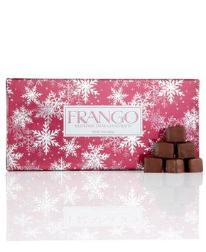 Frango Chocolates, 1 Lb. Holiday Wrapped Raspberry Box of Chocolates