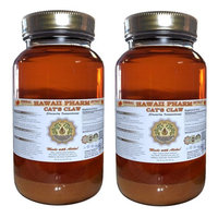 Cat's Claw Liquid Extract, Cat's Claw (Uncaria Tomentosa) Dried Inner Bark Tincture Supplement 2 X 32 oz Unfiltered