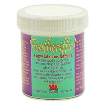 avitech featheriffic supplement 8 oz