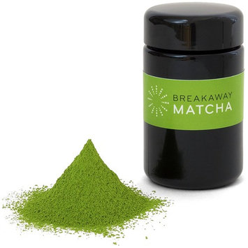 Certified Organic - Direct Farm Sourced From Japan - Breakaway Matcha Coldbrew Organic Iced Green Tea Powder - Highest Grade - Beyond Ceremonial (30g)